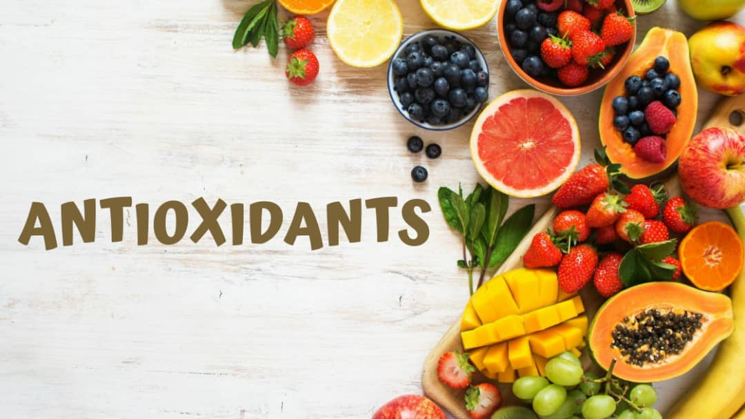 8 THINGS YOU SHOULD KNOW ABOUT ANTIOXIDANTS!