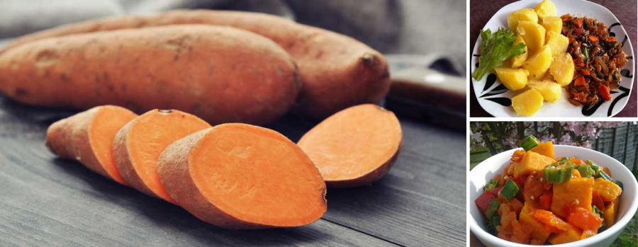 Seven Amazing Nutritional and Health Benefits of Sweet Potatoes