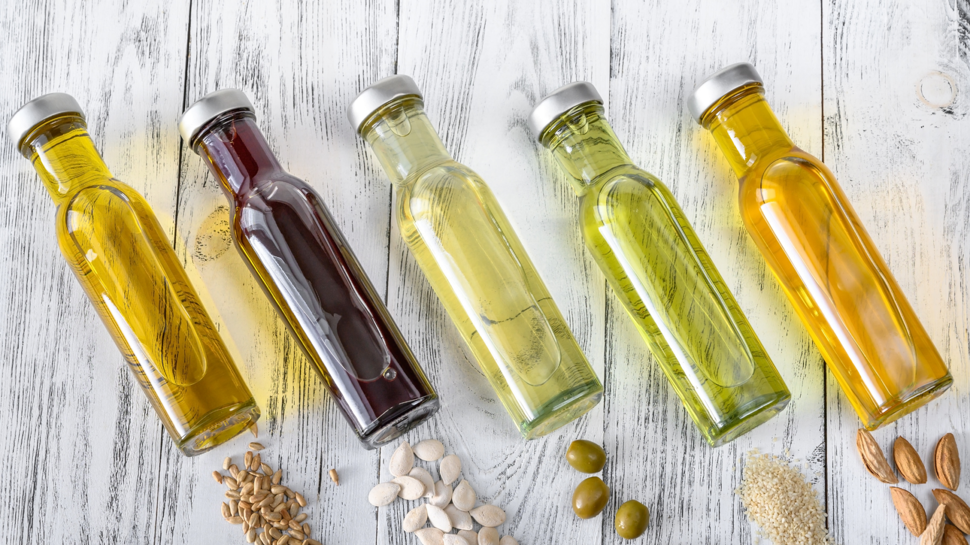 Hello Dietitian, Which Cooking Oil is the Healthiest?