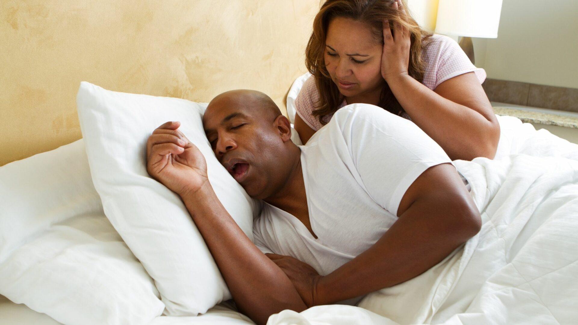 Is Snoring The Same As Sleep Apnea?