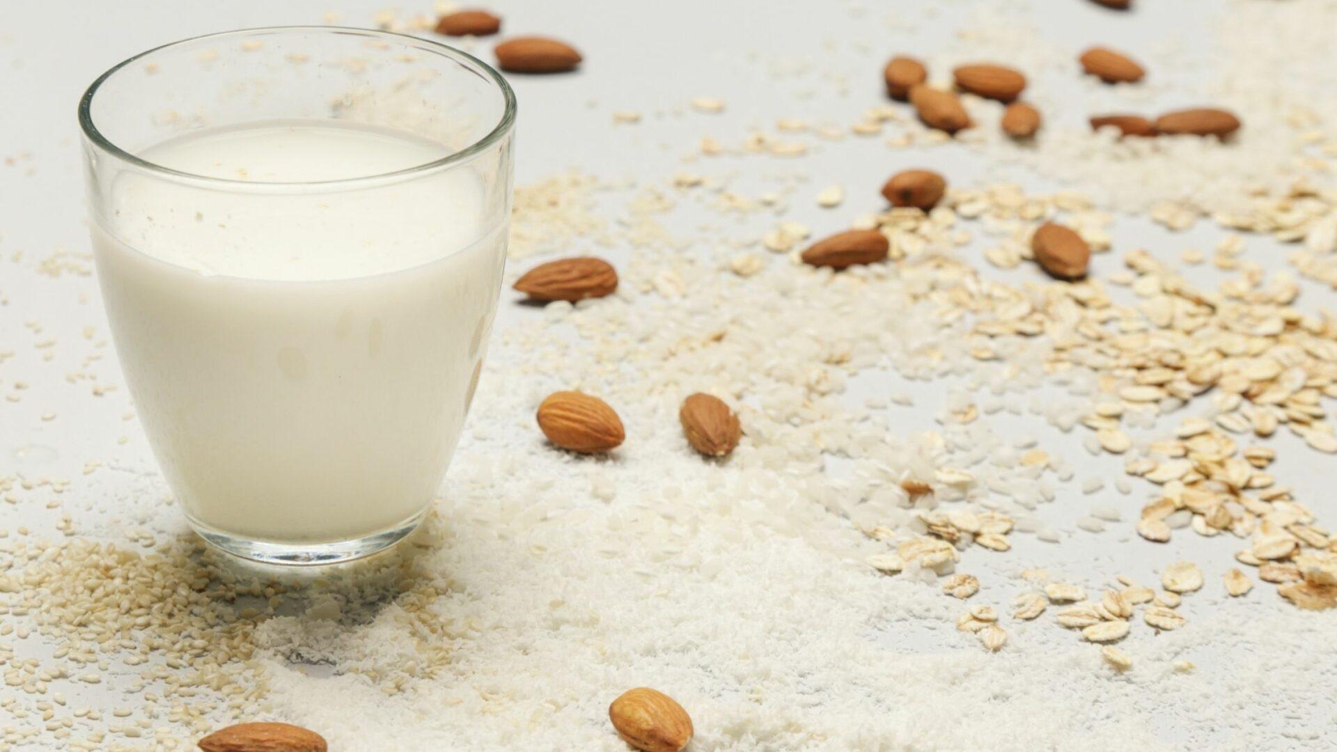 Lactose intolerance: are Plant-based Milk rich in Calcium?